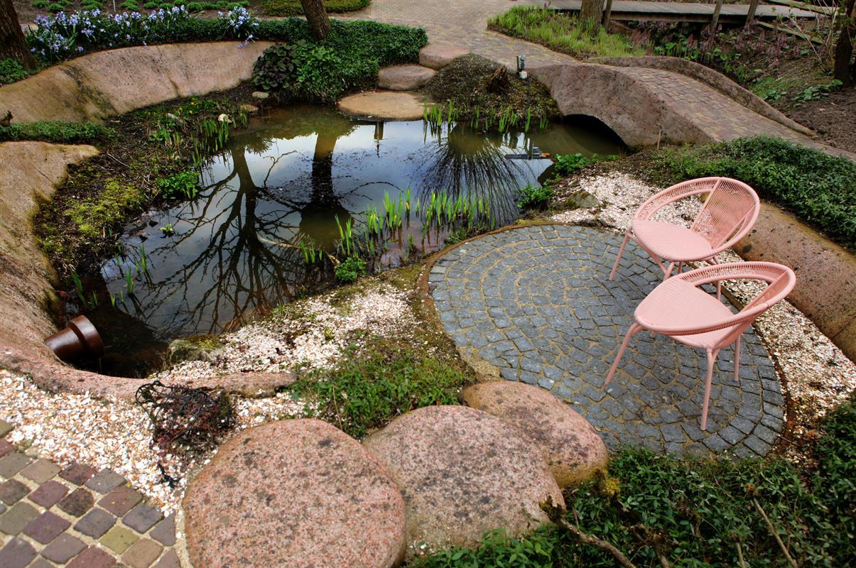 Jardin contemporain - Amenagement jardin Morbihan - Paysagiste ...