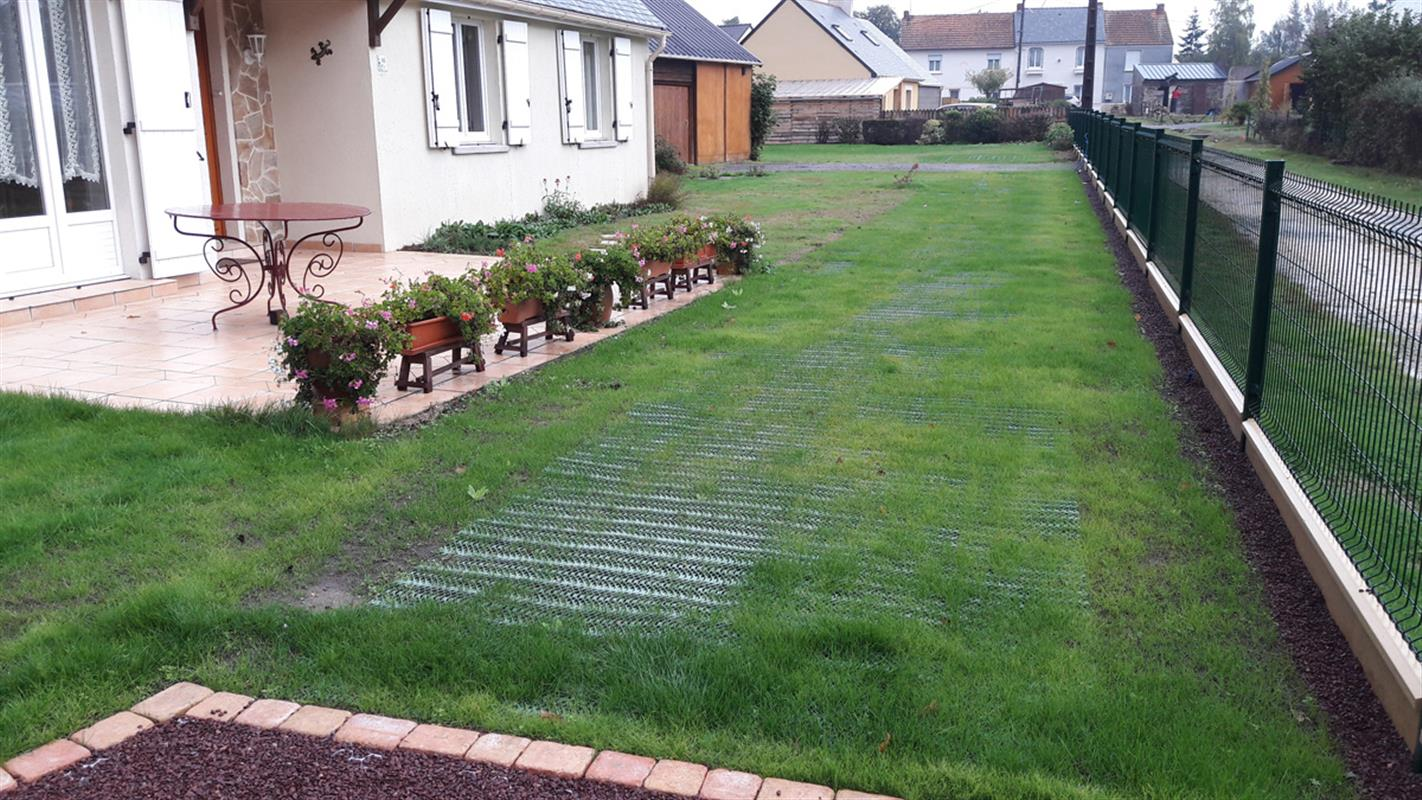 Chantier paysagiste à Herbignac - Amenagement jardin Morbihan ...
